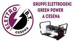 Gruppi Elettrogeni Green Power a Cesena