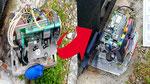 Installazione cancello automatico BFT a Cesena sostituendo il vecchio motore guasto.