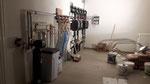 Impianti Elettrici a Cesena per Allacciamento Centrale Termica in una Villa