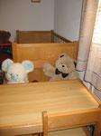Kinderbett unterer Stock