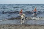 mein 1. Tag an/in der Ostsee