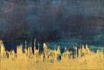 """Gold-Frequenz"" 120 x 80 cm - 1500,- Euro"