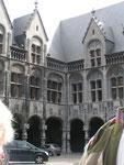 Das fürstbischöfliche Palais (heute Provinzialpalast und Gericht)