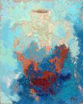 2008: Anfora - Óleo sobre lienzo - 81 x 61 cm