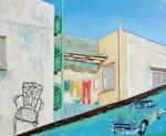 2012: Santa Clara - Oil on canvas - 50 x 61 cm