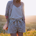 Blazer Joe et Short Tivoli