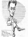 Paul Auster, Schriftsteller