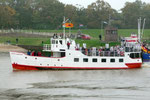 Mit der 'Etta von Dangast' nach Wilhelmshaven