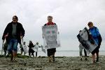 Tag der Einheit des Dangaster Strandes