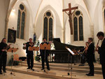 Jubiläumskonzert 10 Jahre Calamus Consort mit dem Ensemble Ars Antiqua