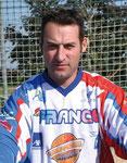 Platz 1:  Mathieu Voronovsky (MBC Neuville) # 5