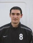 Cyril Marguin (K) # 8