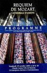 concert Cantus Felix cathédrale d'Amiens