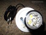 LED Beleuchtung mit 4 Watt