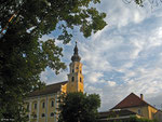 Tauernradweg Juli 2013, Schärding