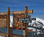 Aspen Highland Bowl, Mar 2011