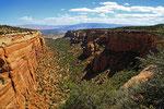 Colorado National Monument, September 2010