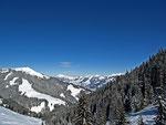 Kitzbühler Alpen, Feb 2010