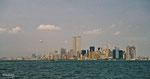 Sjkyline vor dem 11.September 2001 (Negativescan)