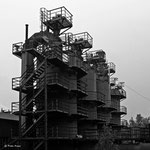 Landschaftspark Duisburg, Juni 2009