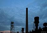 Kokerei der Zeche Zollverein in Essen, Juni 2009