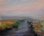 Am Morgen -  Acryl auf Leinwand - 40x50 cm - 2015