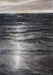 Nordsee - Acryl auf Leinwand - 70x50 cm - 2015