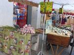 Markt in Auray