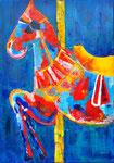 Carrousel - 70x100 cm