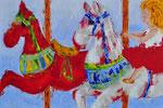 Carrousel 1 - 120x80 cm