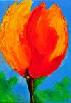Flower power 2 - 90x130 cm