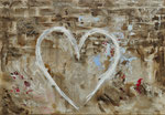 Graffiti - 130x90 cm