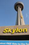 カナダ側:スカイロン・タワー