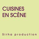 Cuisines en scène