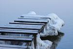 Le quai de bateau, Faoug