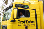 Profi Drive - Safety & Economy Training bei MAN