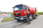 Profi Drive - Safety & Economy Training bei MAN