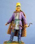 DARIUS III, Roi des Perses (1) - Figurine Plomb 60mm.