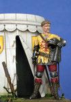 Médiéval, Figurine - Figurine Plomb 54 mm.