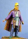 DARIUS III, Roi des Perses (2) - Figurine Plomb 60mm.