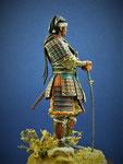 RONIN XIII siècle  - Métal 90mm