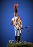 Garde Impériale Russe - 1805-1807 - Trompette Major des Chevaliers Gardes
