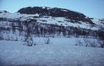 En route vers le parc national de Borgefjell