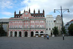 Rathaus in Rostock