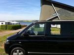 erster Urlaub mit VW T5 California