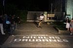 Nicolas Daubanes  - Le 16 juillet à  0h00 départ de la Chapelle St Jacques Centre d'art Contemporain de St Gaudens   © Florence AT