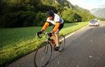 Nicolas Daubanes  vers Tarascon  sur Ariège            ©Florence AT