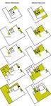 Esquemas de Áreas Privadas y Áreas Públicas