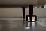 林勇気「overlap」 2012 / iPod touch,HD video,projector / Photographed by OMOTE Nobutada