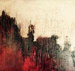 Horizont - Acryl auf Leinwand/2015